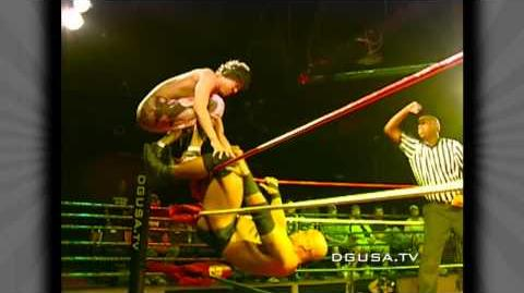 """DGUSA """"Fearless 2011"""" DVD Trailer - Tag Team Wrestling Match Of The Year Candidate"""