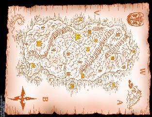 地图 示意