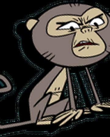 Monkey Total Drama Wiki Fandom