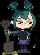 Little Gwen digger