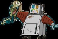Ezekiel Robot TDAS Pose 1