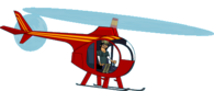 Helicopter (Transparent)
