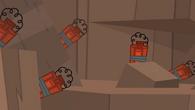 Mild explosives trust
