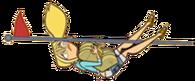 Bridgette fall with herpole