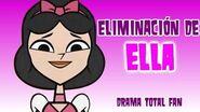 Drama Total Isla Pahkitew - Eliminación de Ella.