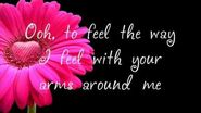 Faith Hill - The Way You Love Me Lyrics