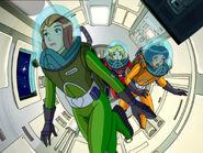 Space Much Sam, Alex, Clover 2