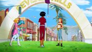 Totally Spies! The Movie Clover, Sam 1