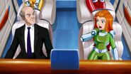Totally Spies! The Movie Jerry, Sam