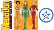 MegaCon 2017 Totally Spies! Q&A - Part One