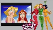 HD Totally Spies Season 6, Episode 9 - Super Sweet Cupcake Company ENGLISH (Part 1 2)