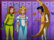 Halloween Sam, Clover, Alex
