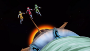 Spies spacesuits movie