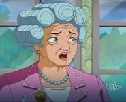 Mrs Lewis worry