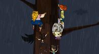 S05,2E09 Wspinanie się po drzewie