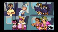 Drużyny w samolocie do Paryża