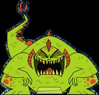 Ryk potwora