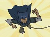 S02E17 Chris w stroju superbohatera