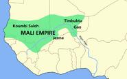 Mali Empire 1350
