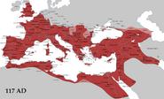 Roman Empire 117