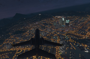 Los Angeles 2013 night