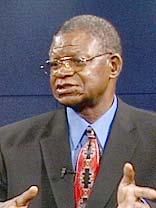 Ernest Wamba dia Wamba