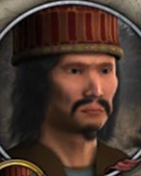 Chief Yanchege of Kyzyl