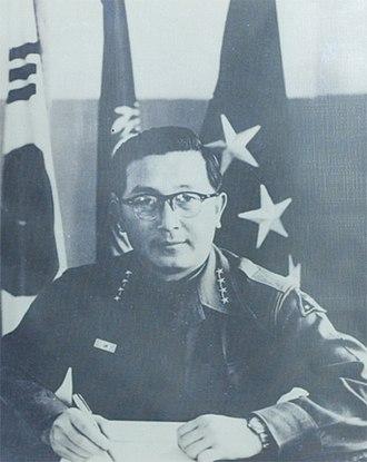 Chung Il-kwon