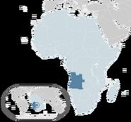 Angola location
