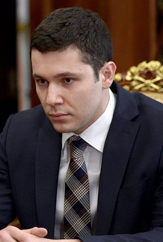 Anton Alikhanov