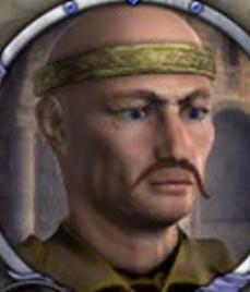 Duke Hugh of Upper Burgundy