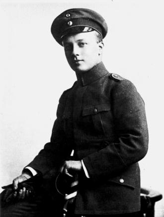 Anton Graf von Arco auf Valley