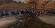 Kobayakawa troops