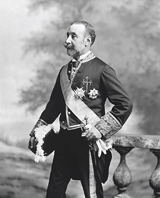 Carlos Martinez de Irujo, Duke of Sotomayor