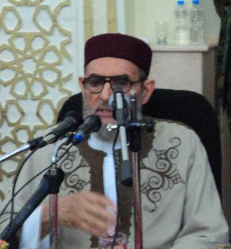 Sadiq al-Ghariani