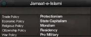 Jamaat-e-Islami views