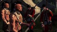 British and Iroquois
