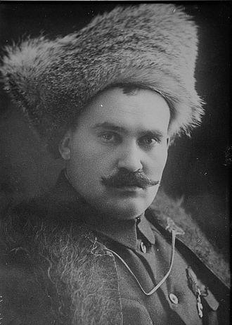 Grigory Semyonov