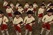 Papal army