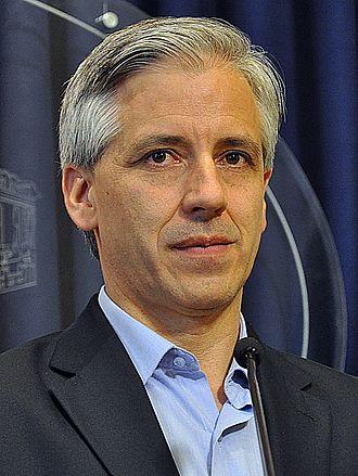 Alvaro Garcia Linera