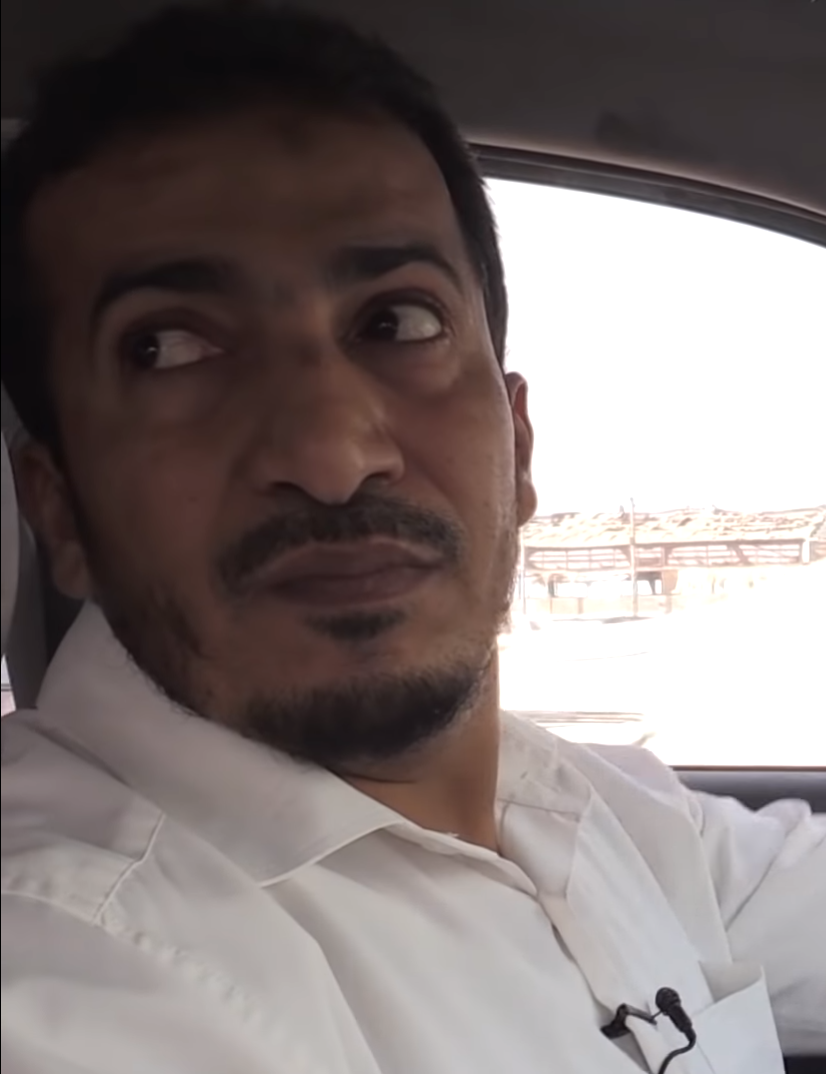 Ali Saeed al-Ahmadi