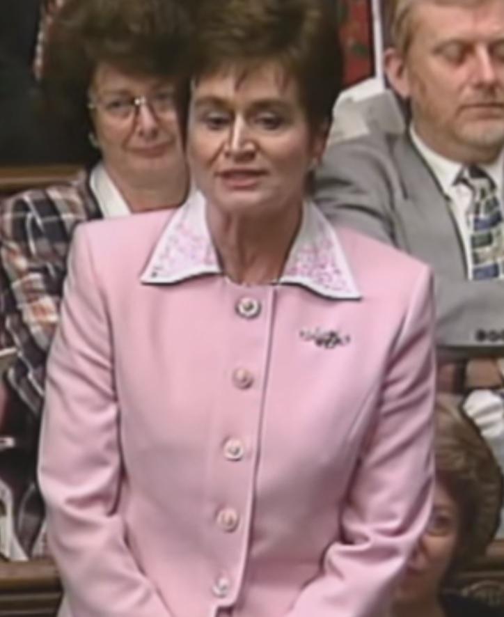 Jean Corston, Baroness Corston