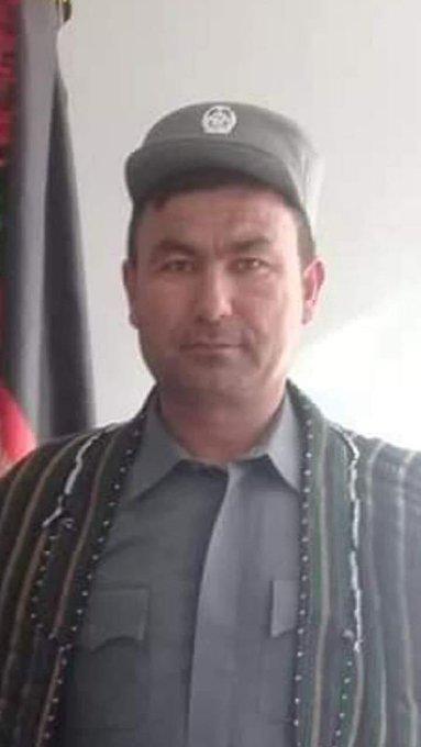 Abdul Zahir Alizadeh