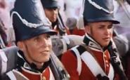 British troops Queimada