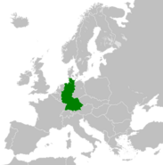 West Germany location