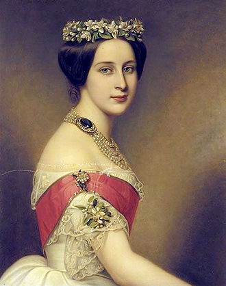 Alexandra of Saxe-Altenburg