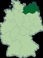 Mecklenburg-Vorpommern location