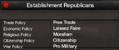 Establishment Republicans