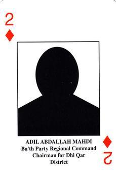 Adil Abdallah Mahdi