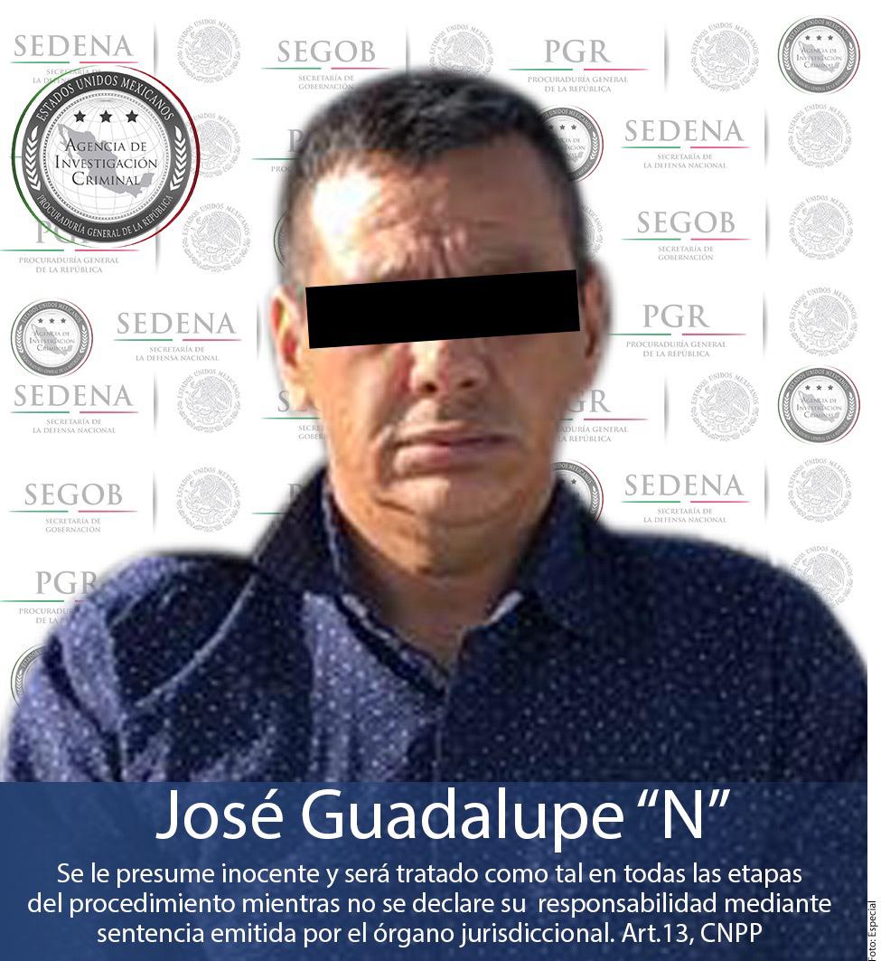 José Guadalupe Rodríguez Castillo